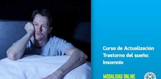 Curso de Actualización en Trastornos del Sueño: Insomnio